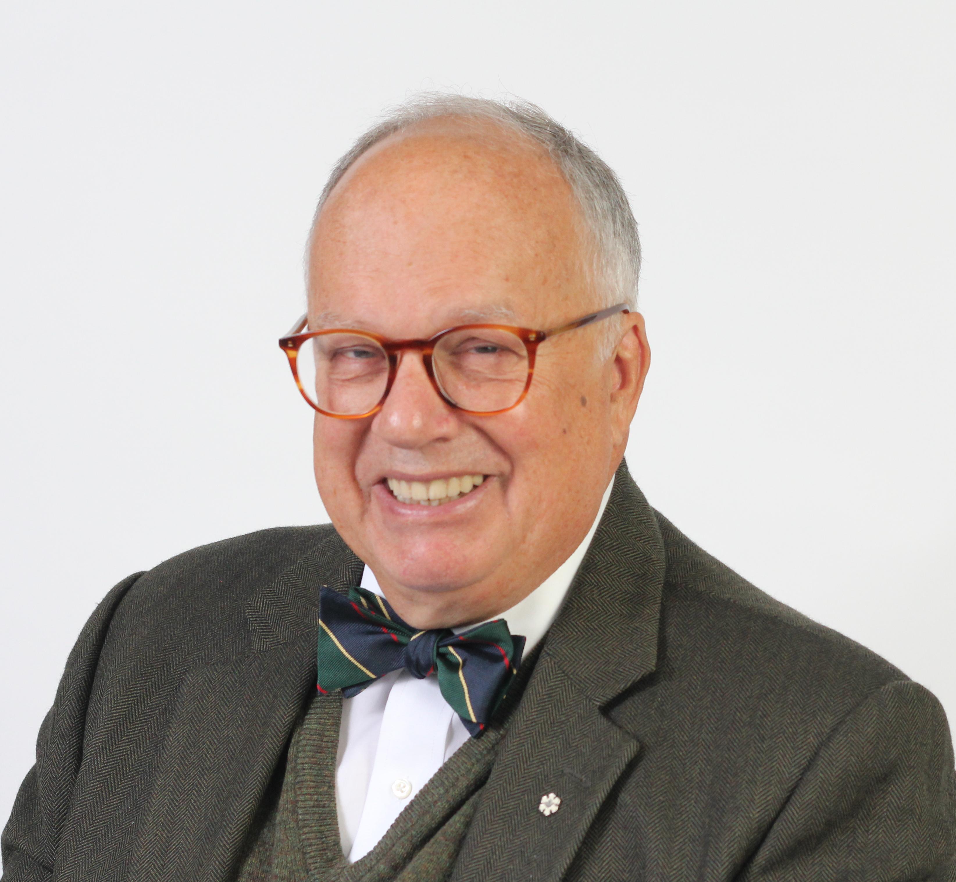 Michener Foundation honours John Fraser