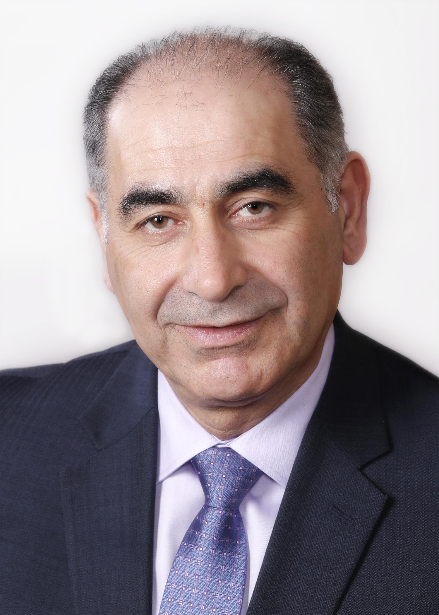 Abbas Homayed - 2019