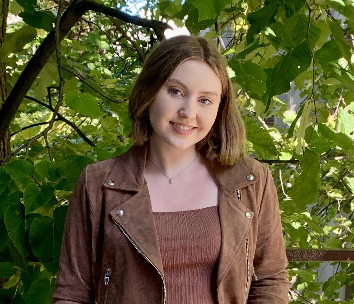 Carleton University's Rachel Watts named the 2021 Fraser MacDougall Prize winner